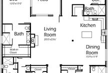 6 bed floor plans