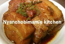 豚肉 レシピ