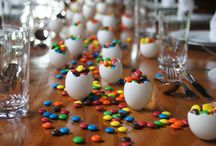 Ideias de Decoração de Páscoa / Que tal uma decoração especial para o almoço de Páscoa? Reunimos ideias para inspirar a decor da mesa ou da casa com peças charmosas e simples http://bit.ly/Q9O4Lv