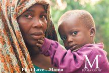 Mama Glow around the Globe / Mamas from Around the World