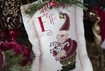 Handmade Holiday Christmas Ornaments