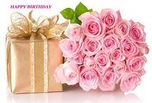 happy b / verjaardag