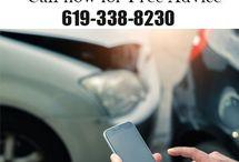 San Diego, California - Personal Injury Law Firm
