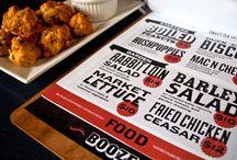 Restaurant Branding / by Nate Farro
