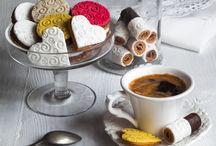 Dobroty ke kávě a čaji