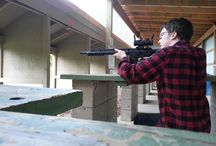 Rifle Range at KCCL / This is the amazing rifle range we have at KCCL