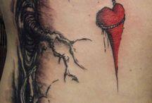 srdce tattoo