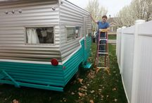 Tips: Painting a Vintage Trailer / Chances are we're going to have to paint our trailer!