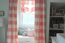 Nursery + Kids Rooms + Playroom / by Maegan Spontak