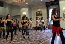 Lia Verra Bellydrop Teaching Training / Professional lessons for Bellydance teachers and Workshops from Lia Verra