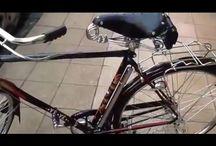 Vídeos de Bicicletas / Bicicletas Clássicas, Elétricas, Fatbikes