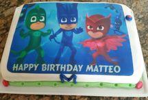 Mis tortas/My cakes