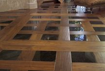 floor and wall pavement (wood, stone, granite, marble, ceramic,tiles ,etc. ....)