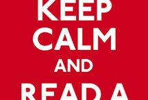 Keep Calm & Read