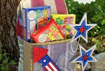 Red, White & Blue / A celebration of all holidays and things red, white, and blue. / by Dollar Tree