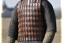 Leather lamell armor