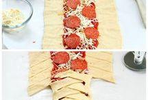 dough/pizza