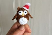Christmas Crochet Animals