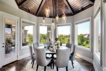 House Ideas- Dining Areas