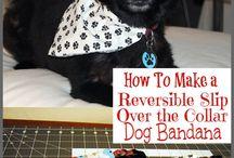 dog craft pins