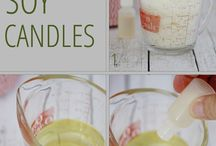 Candle Making / by Lauren Ell