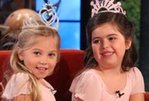 Sophia Grace and Rosie / These little girls are just the cutest!!!!! Thank you, Ellen, for bringing them to the public. / by Michelle S