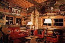 Lodge/Cabin Style