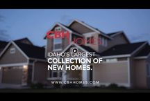 CBH Homes Commercials / Check out the latest and greatest in CBH commercials!