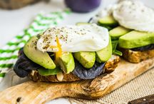 Healthy Eating (+ recipes!) / Healthy food tips, healthy recipes, healthy nutrition inspiration