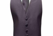 Purple Tuxedo Vests