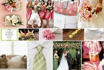 Pink + Green Party / Inspiration for pink and green themed celebrations.