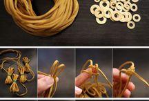 Jewelry DIY - Bijoux à faire soi-même