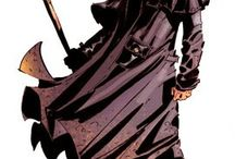 Fan Page - Characters / Fictional characters from the world of comics and graphic novels