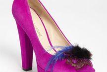 Pumps - I would wear if heels did not hurt my feet.....lol / by Karen Riley