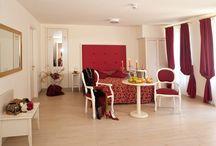 Le nostre Camere / Scopri la magia di Venezia. Abbiamo creato delle camere all'insegna della meraviglia