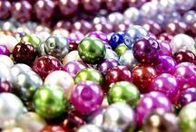 Materiale,perle