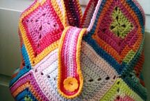 Crochet Bags and Accessories