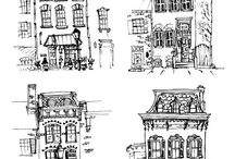 Sketches / Ilustrations