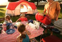 Camping with the Family / Taking your family camping can be a great way to spend time together and simply enjoy the great outdoors. / by Blain's Farm & Fleet