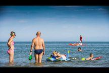 SPIAGGE / Fine art sedici:noni (16/9) shoots from the italian beaches