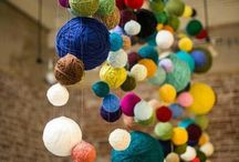 Knitting & yarn