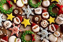 アイシングクッキー / 5miche サンクミッシュ(Kyoto, Japan) http://cinq5miche.exblog.jp/
