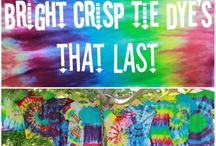 tie dye / by cathy freeny