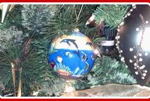Mele Kalikimaka from Maui by Design / Photos shared by our customers and friends as they hang their Maui by Design ornaments on their tree.  Mele Kalikimaka everyone!