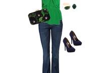 Fashion ~ Jeans (Green)