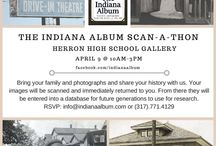 Indiana Album Scan-a-Thons & Events