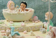 Polymerclay/Babies/Porcelana fría/Fondant/Biscuit/Cold porcelain/Pasta flexible/Porcelaine froide/Fimo/Pasta flexible.