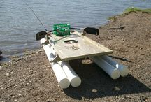 Boats from pvc