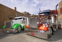 Big rigs / by Bryan Vierra