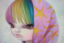 Ilustraciones Dolls